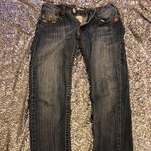 True Religion Men Jeans Size 27